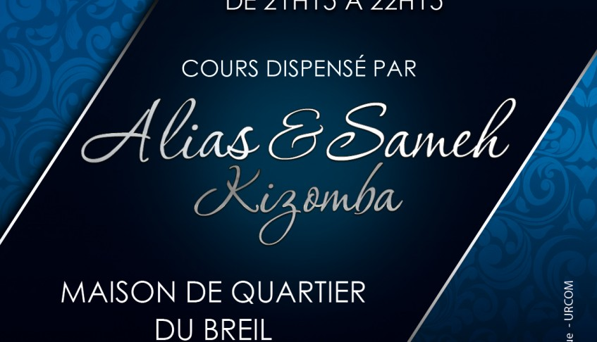 ▐ ░ ▒ INITIATION KIZOMBA GRATUITE & FOOD N' KIZ ▐ ░ ▒