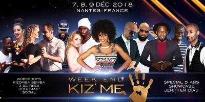 ░▒▓ Week End Kiz Me Five Nantes Official Event░▒▓