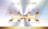 K Vs K© Edition Week-End ☞ ▓ ♫ ♬ ♪ ♫ ♬ ▓ ☜ Dress Code Blanc